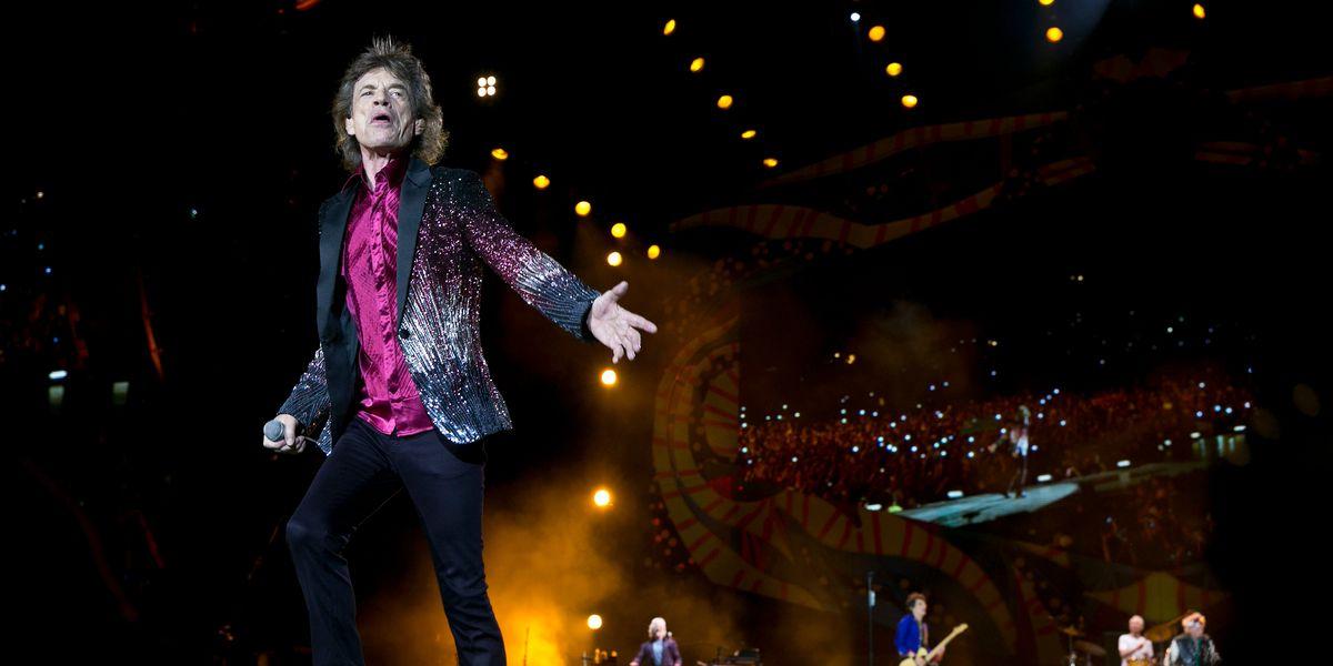 Mick Jagger gets some shelter, buying Florida mansion