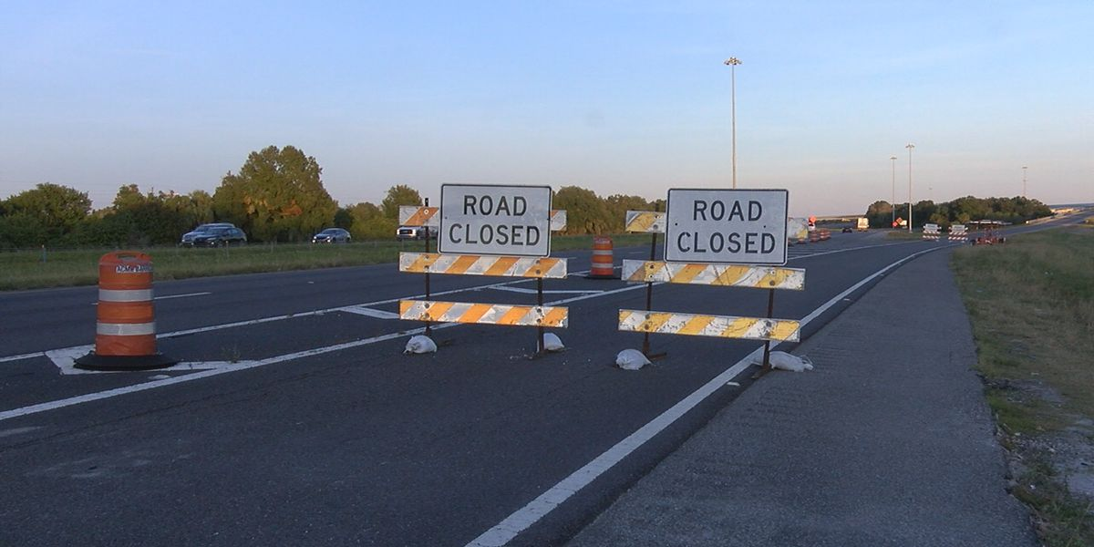Ramp to I-75 north from I-275 south in Manatee County reopening following 16 months of repairs