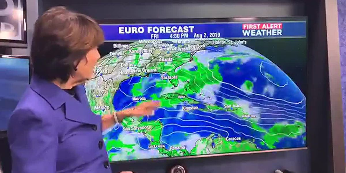 FIRST ALERT WEATHER: Summer Chugs Along