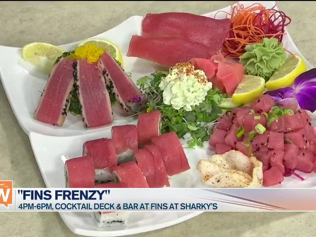 Recipe: Sushi Rice by Fins at Sharky's | Suncoast View