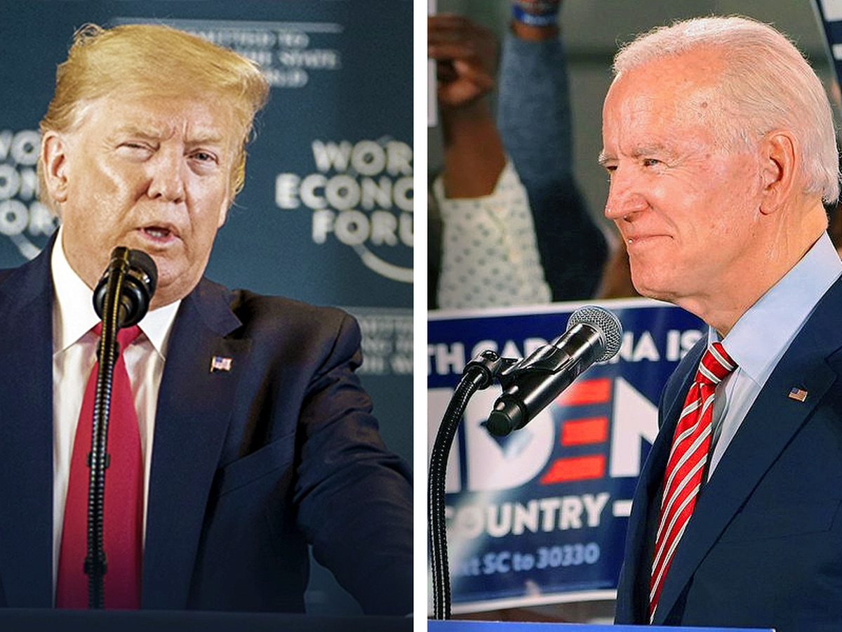 Trump and Biden will both hold rallies in Tampa Thursday