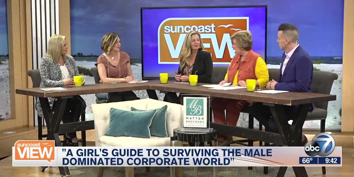 "Meet Author of ""A Girl's Guide to Surviving The Male Dominated Corporate World"" 