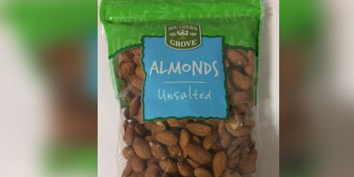Kanan Enterprises conducts voluntary recall of Southern Grove unsalted almonds
