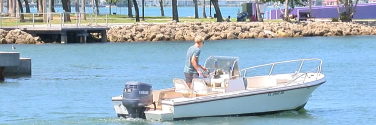 Local law enforcement holds free boating inspections before Memorial Day Weekend