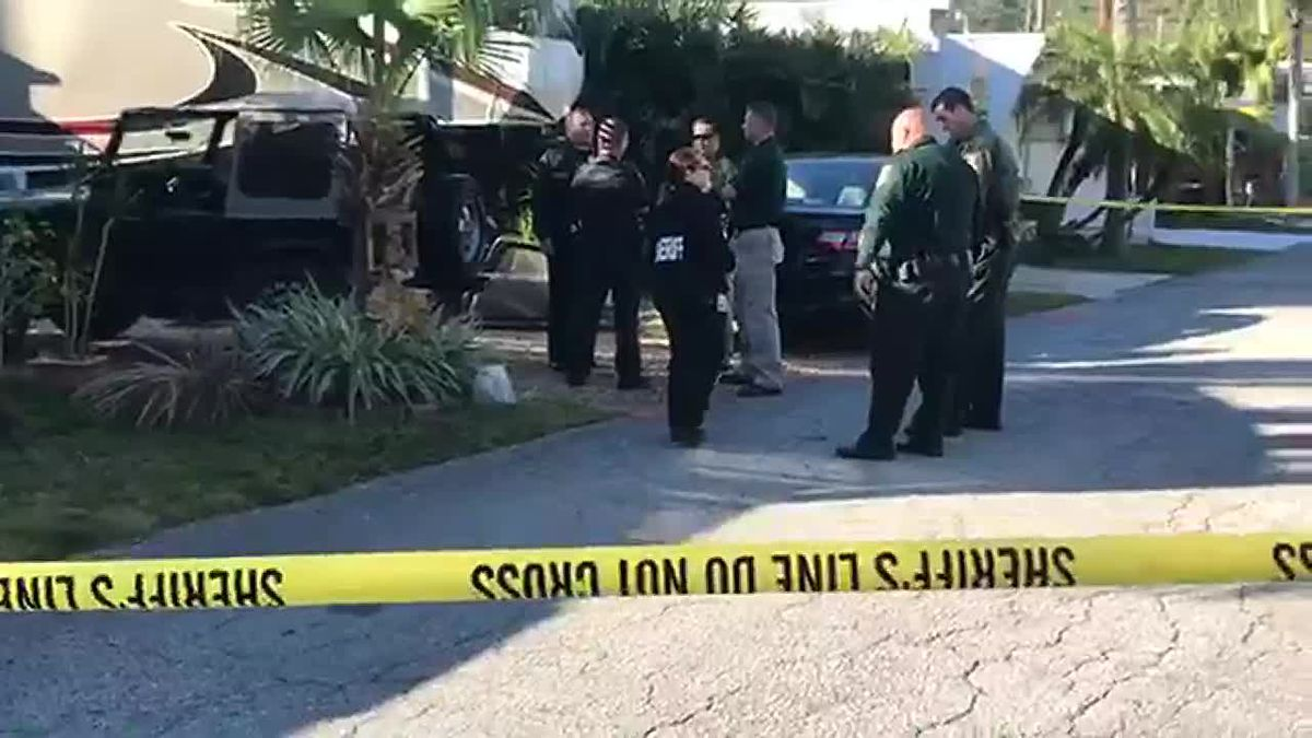 Man dies following deputy-involved shooting during domestic violence situation in Sarasota County