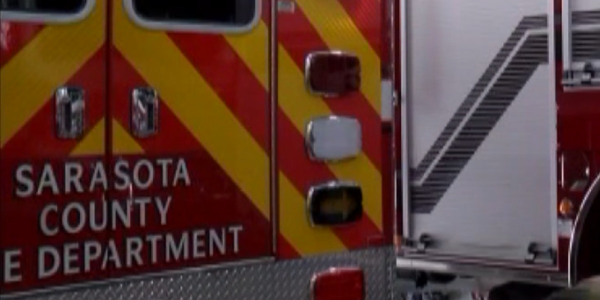 Sarasota County Fire Department breaks ground on new fire station
