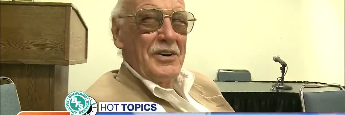We Talk The Legacy of Stan Lee & A Surprising SNL Apology | Suncoast View