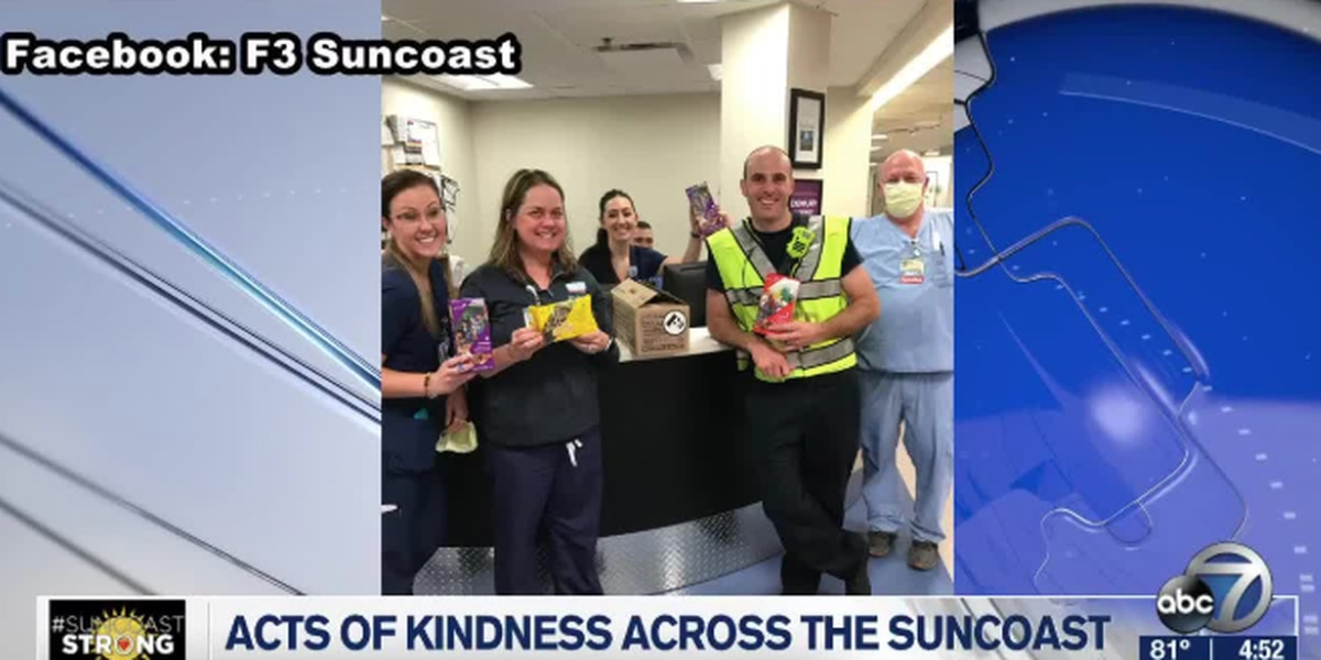Suncoast fitness group shows how they are #SuncoastStrong