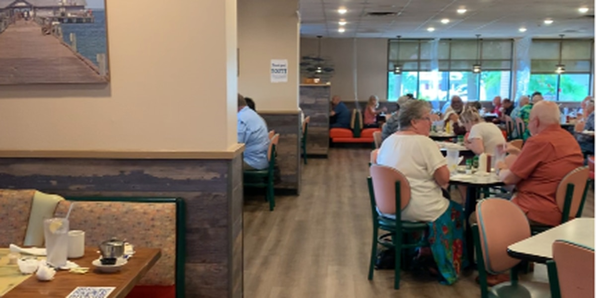 Many Suncoast restaurants don't feel comfortable operating at 100% yet in Phase 3