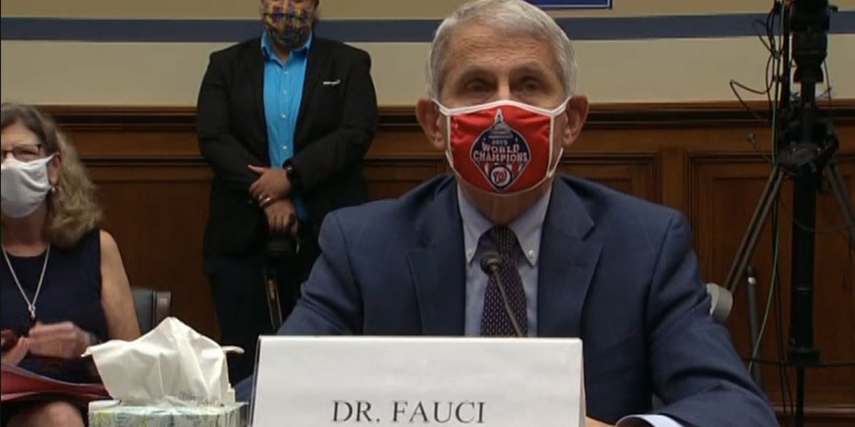 Fauci confident virus vaccine will get to Americans in 2021