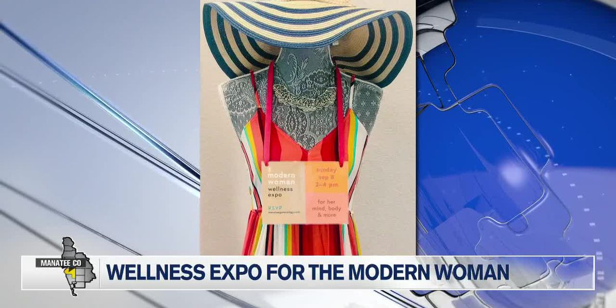 'Modern Woman' free wellness expo scheduled for September in Manatee County
