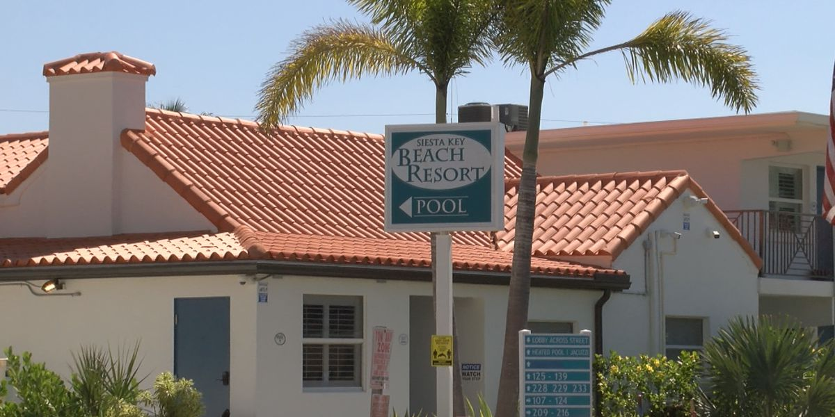 Siesta Key hotel owner says he expects business to start picking up in summer