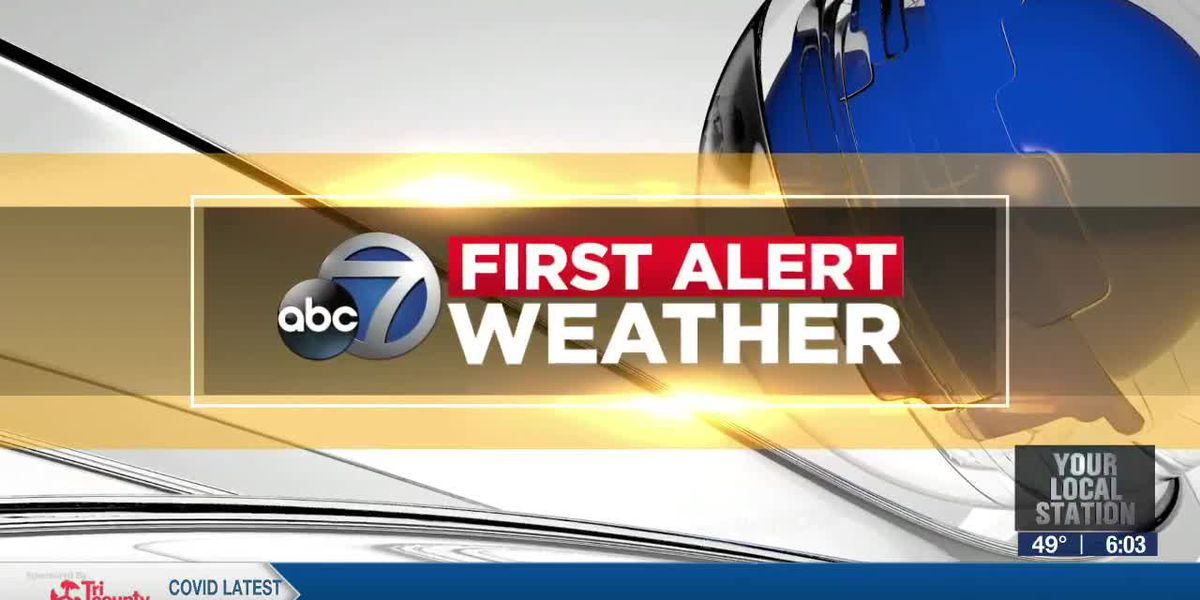 First Alert Weather- 6am Wednesday January 20