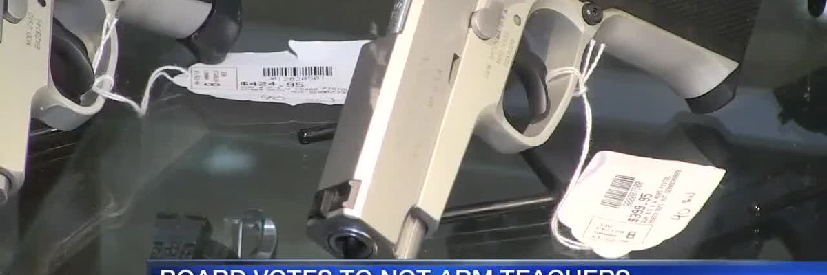 Manatee County Votes Not to Arm Teachers