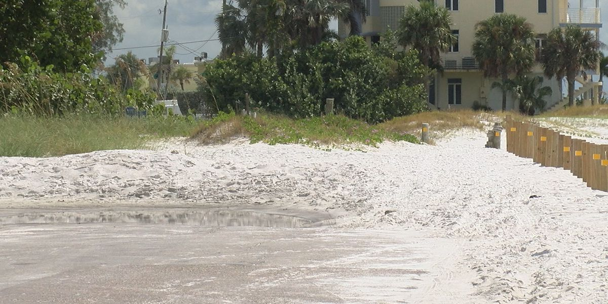 Sarasota County goes to court over public access to Beach Road on Siesta Key