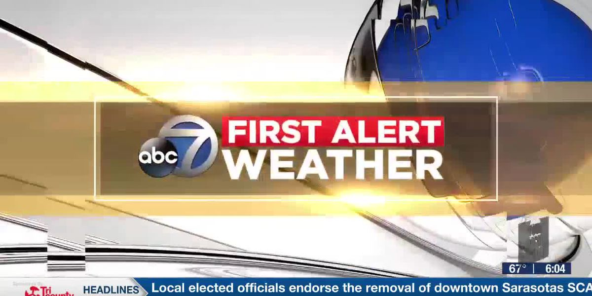 First Alert Weather- Wednesday April 14 6am