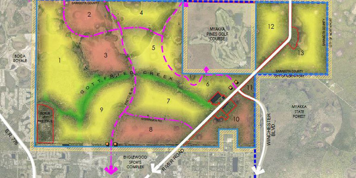 Winchester Ranch subdivision gets green light from Sarasota County Planning Board