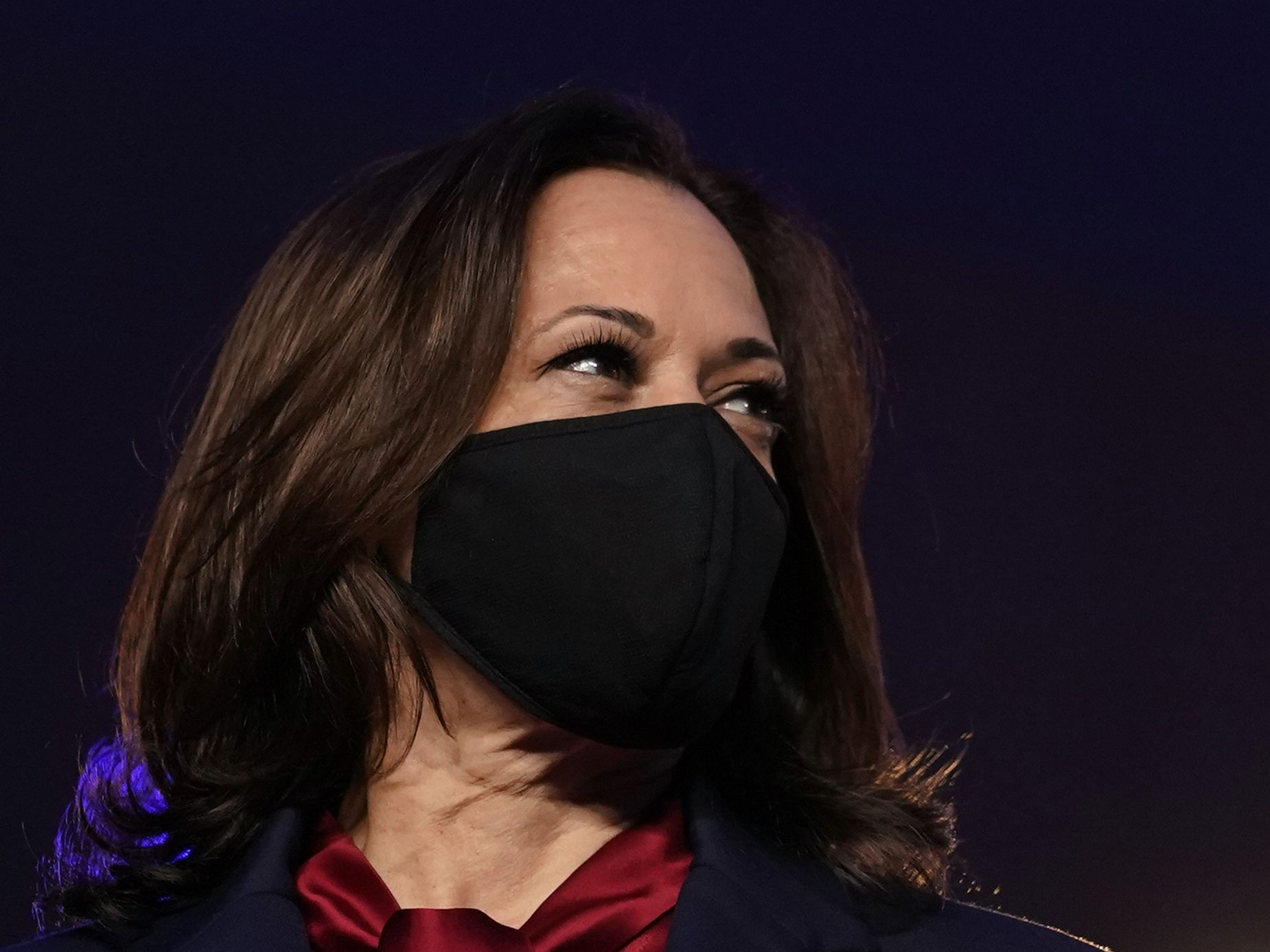 Kamala Harris officially resigns from Senate seat