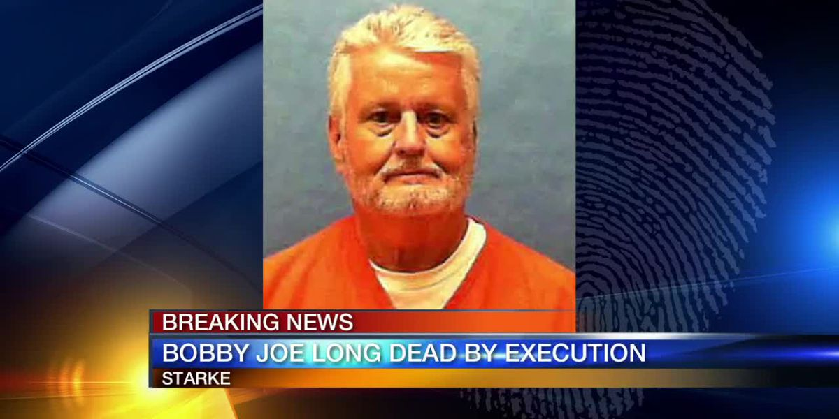 Serial killer who took 10 women's lives executed in Florida