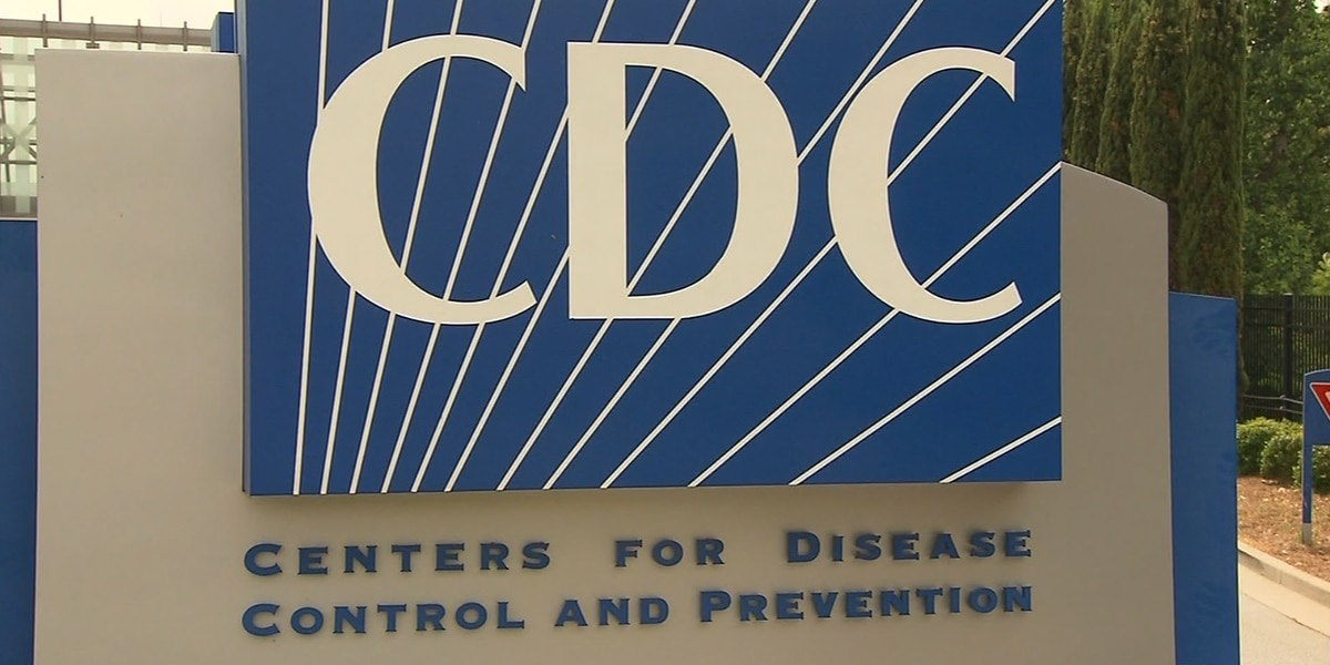 CDC recommends postponing gatherings of at least 50 people for the next eight weeks