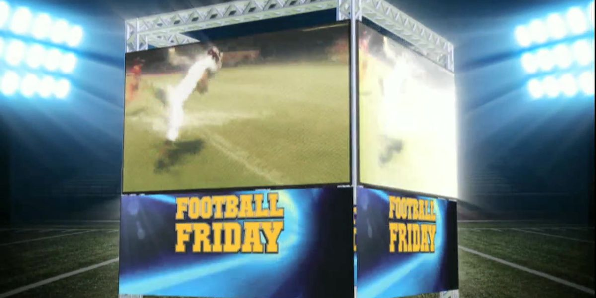 Video: Football Friday Night - October 19, 2018