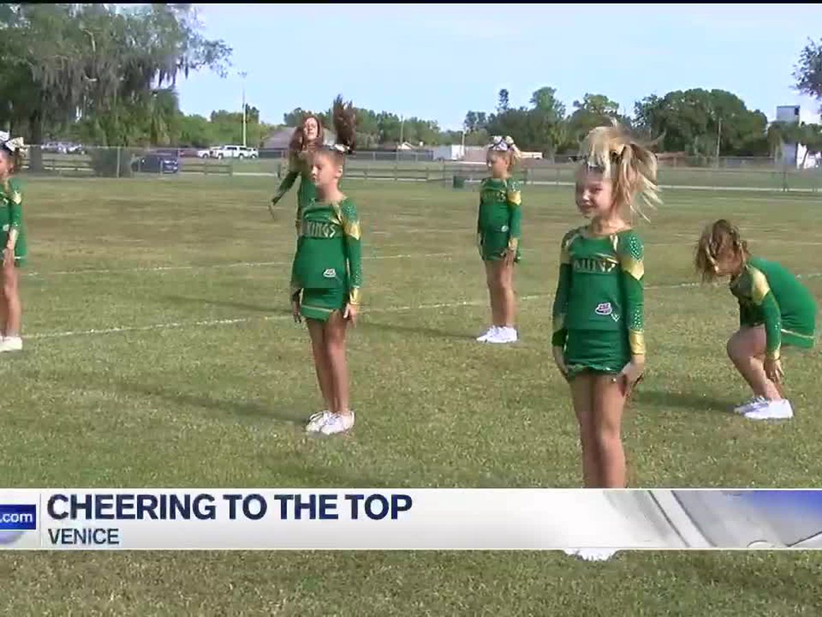 Local Pop Warner cheerleading teams set to compete for National Championships
