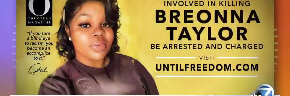 Billboards for Breonna Taylor