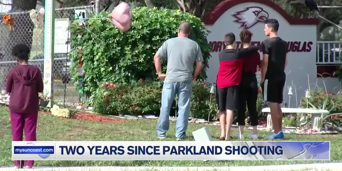 Two Years Since Parkland Shooting