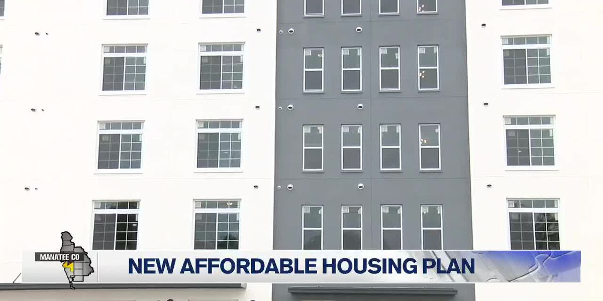 New affordable housing plan in Manatee County