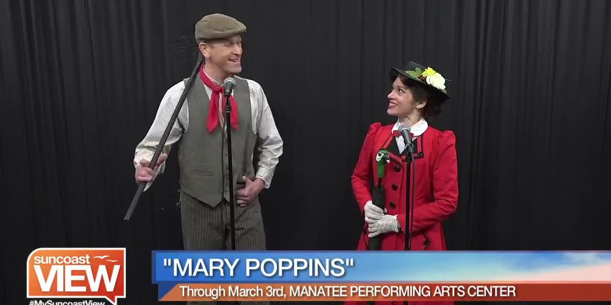 """Manatee Players Previews """"Disney's Mary Poppins"""" 