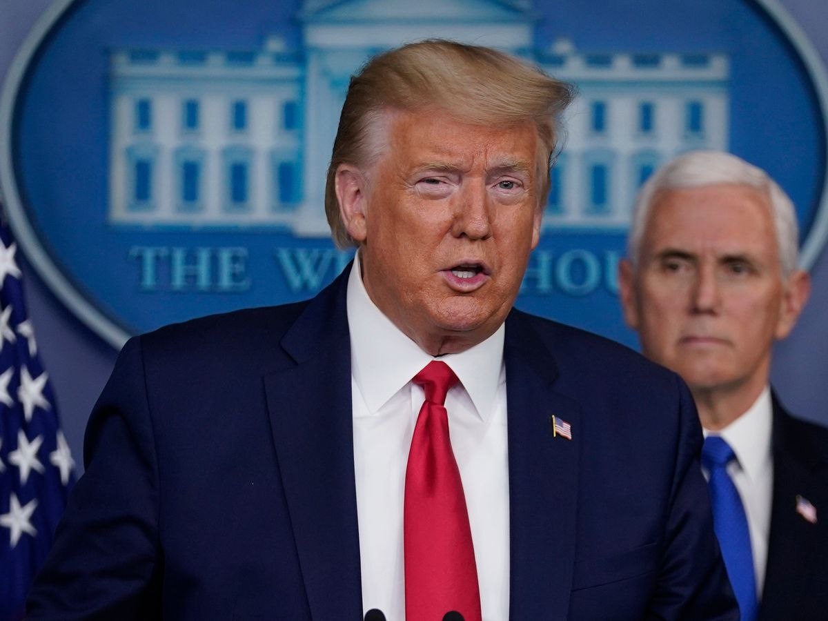 Trump extends US coronavirus restrictions; Spain passes China in infections
