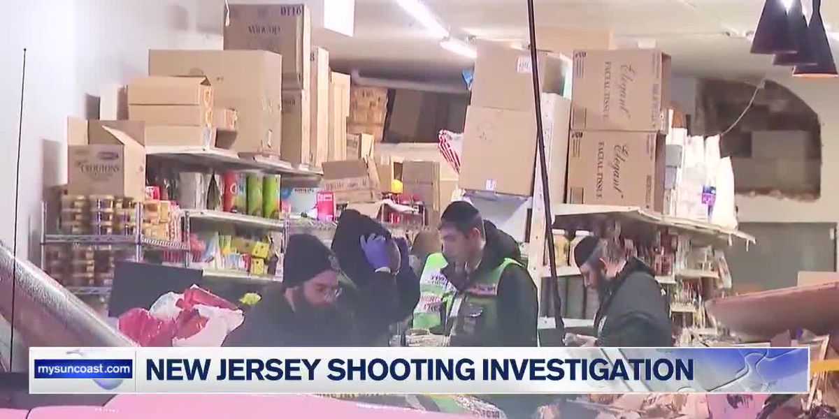 New Jersey Shooting Investigation