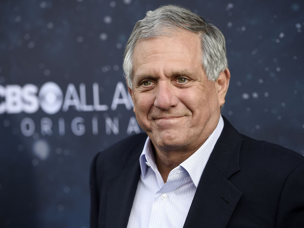 Moonves scandal looms over CBS shareholder meeting