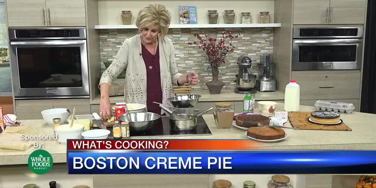 Boston Cream Pie with Chef Judi