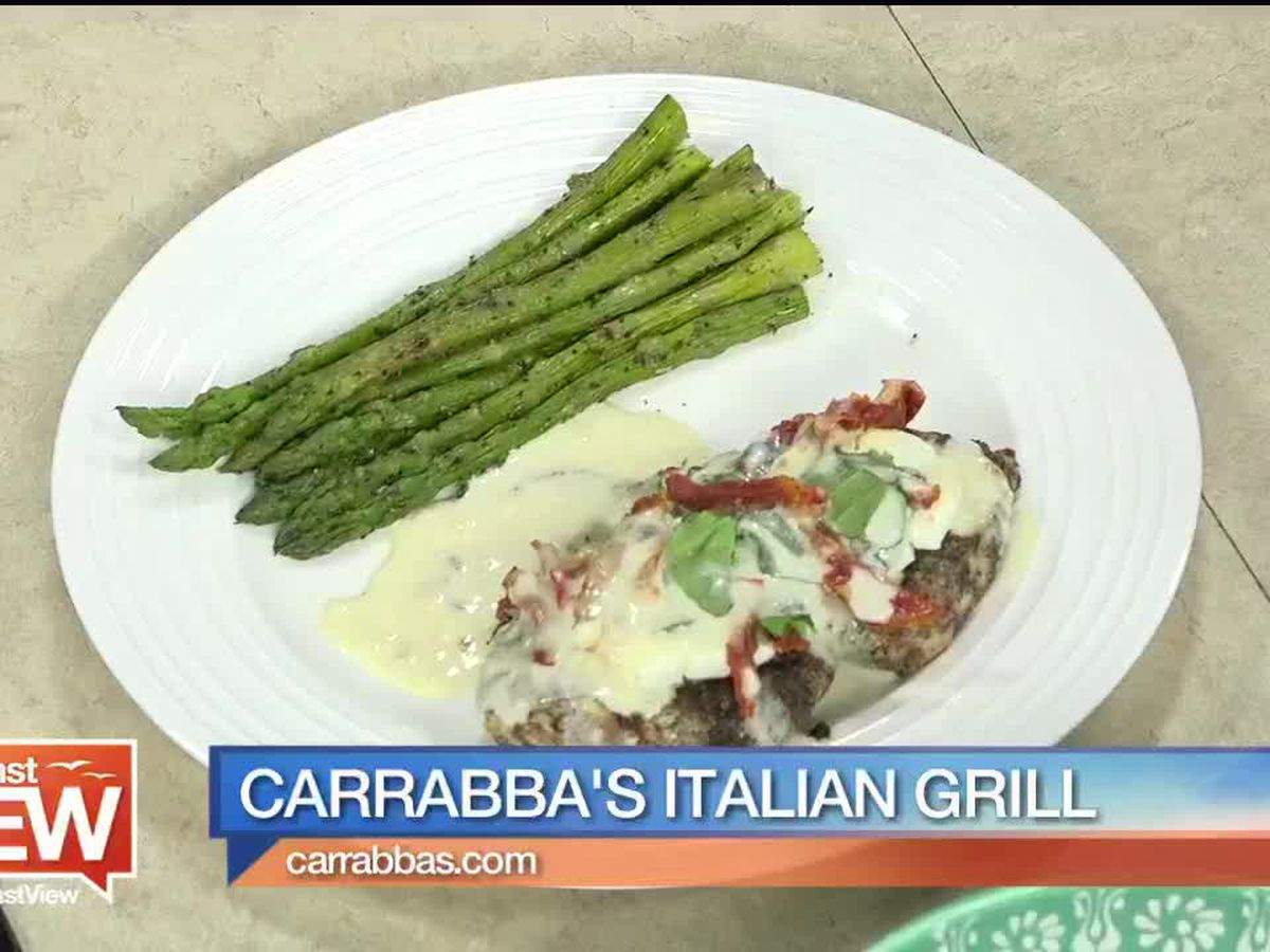 Recipe for Chicken Bryan from Carrabba's Italian Grill | Suncoast View