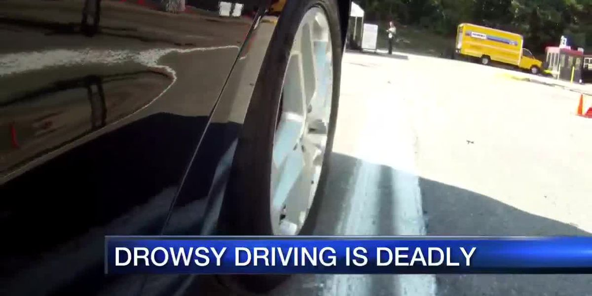 Drowsy Driving is deadly