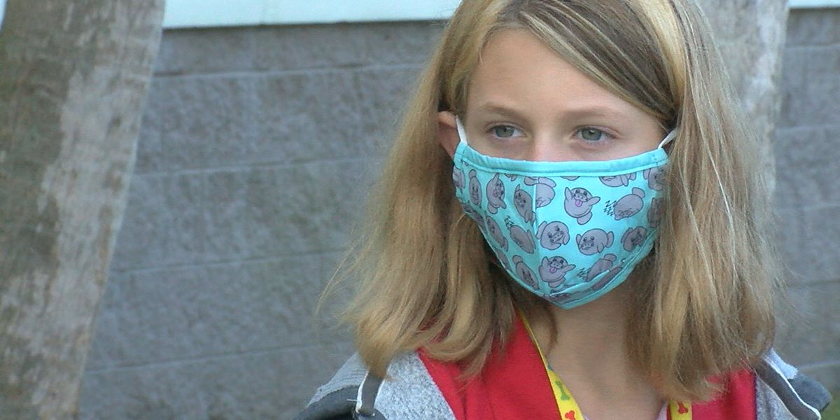 Mask Up Manatee Coalition distributes face masks to title one schools