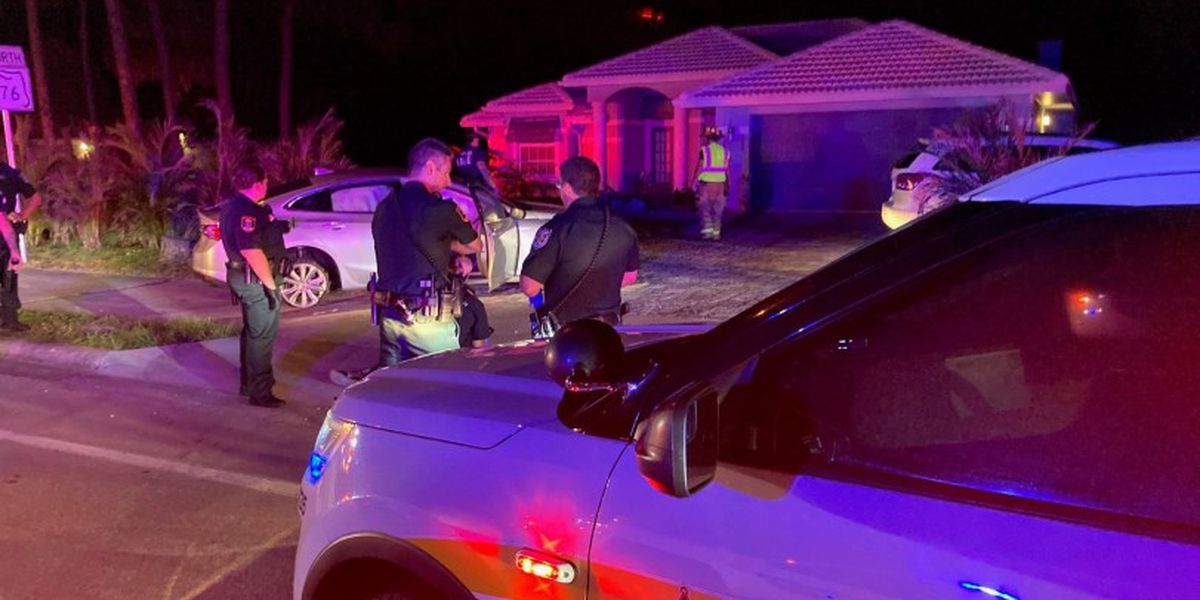 Reckless driver leads deputies on two-county, high-speed chase