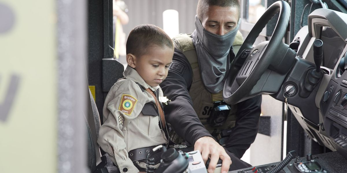 5-year-old cancer patient made honorary deputy