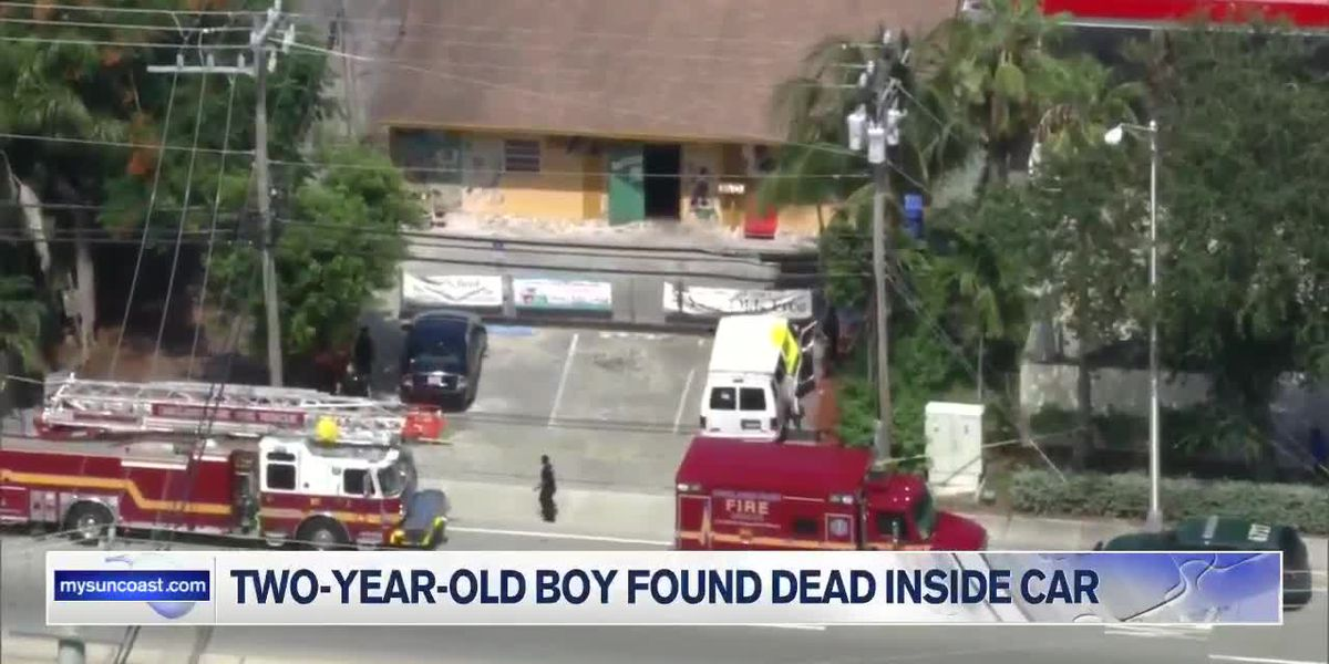 Toddler found dead in van outside Florida day care