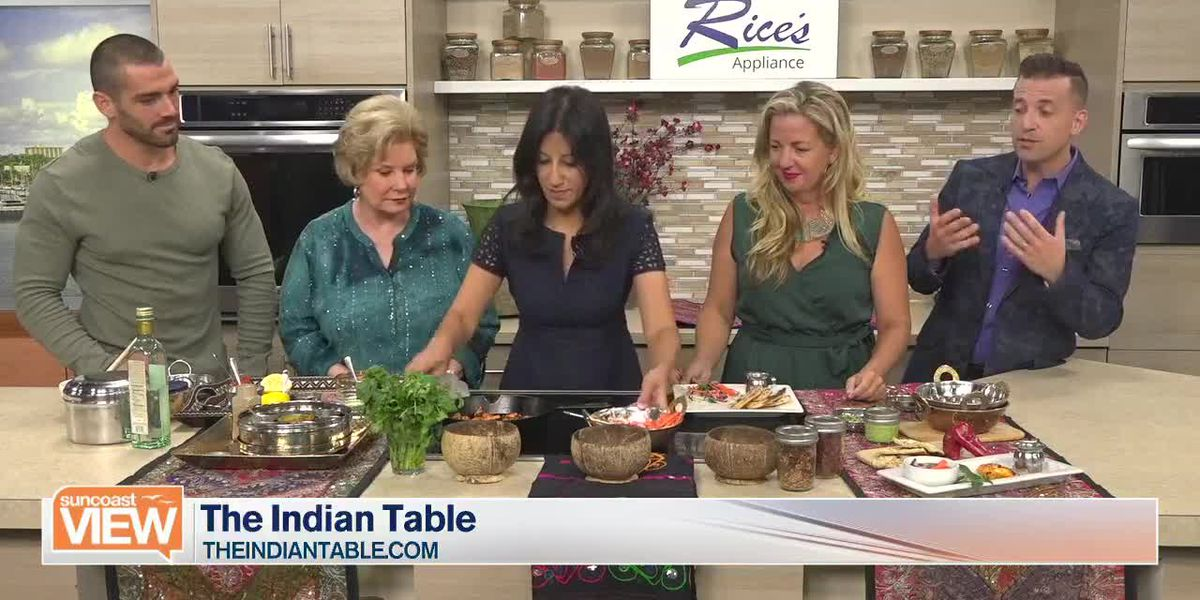 Chicken Tikka with Deepa from The Indian Table