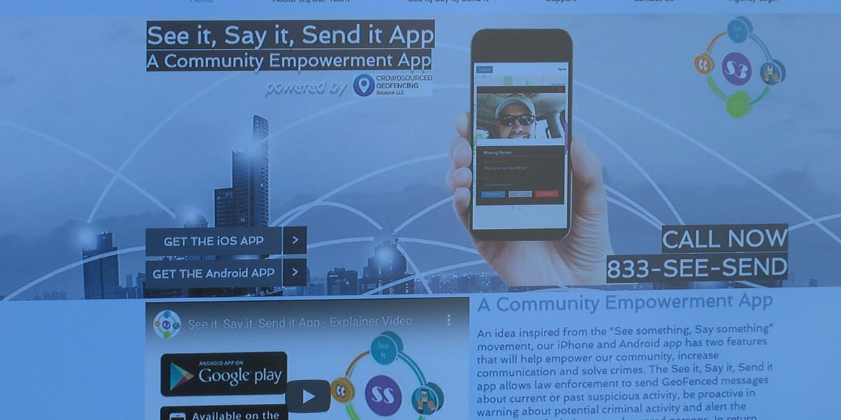 Suspicious activity app coming to Suncoast churches to help with safety