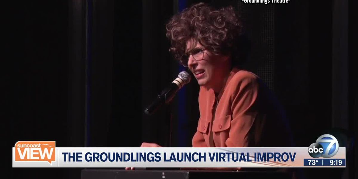 The Groundlings launch virtual improv show | Suncoast View