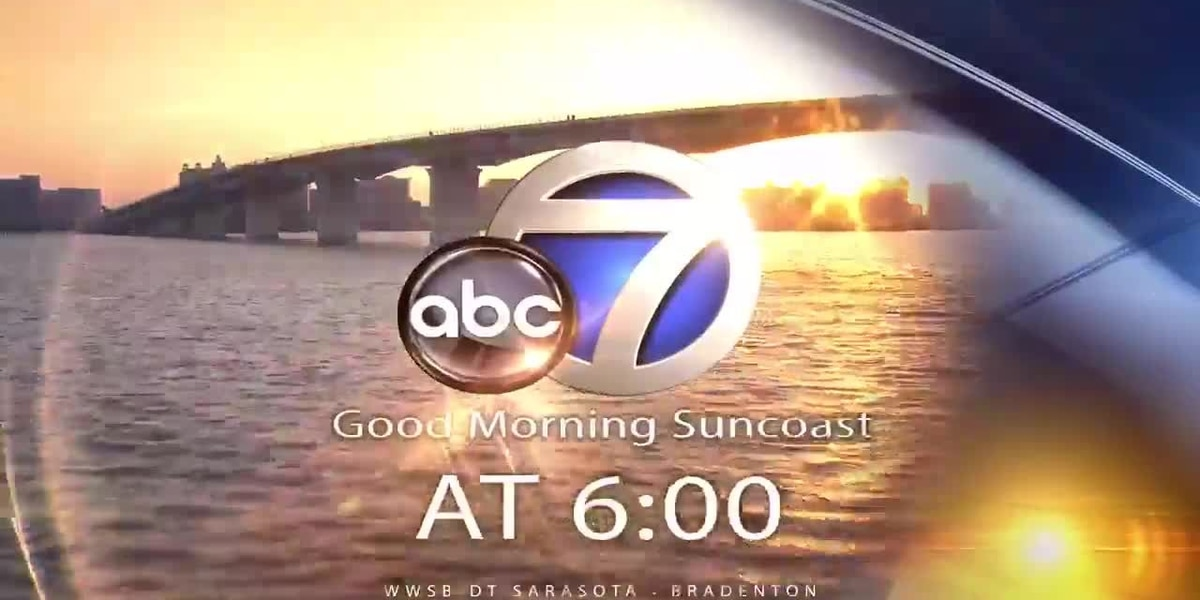 Good Morning Suncoast 6 AM - January 22, 2019