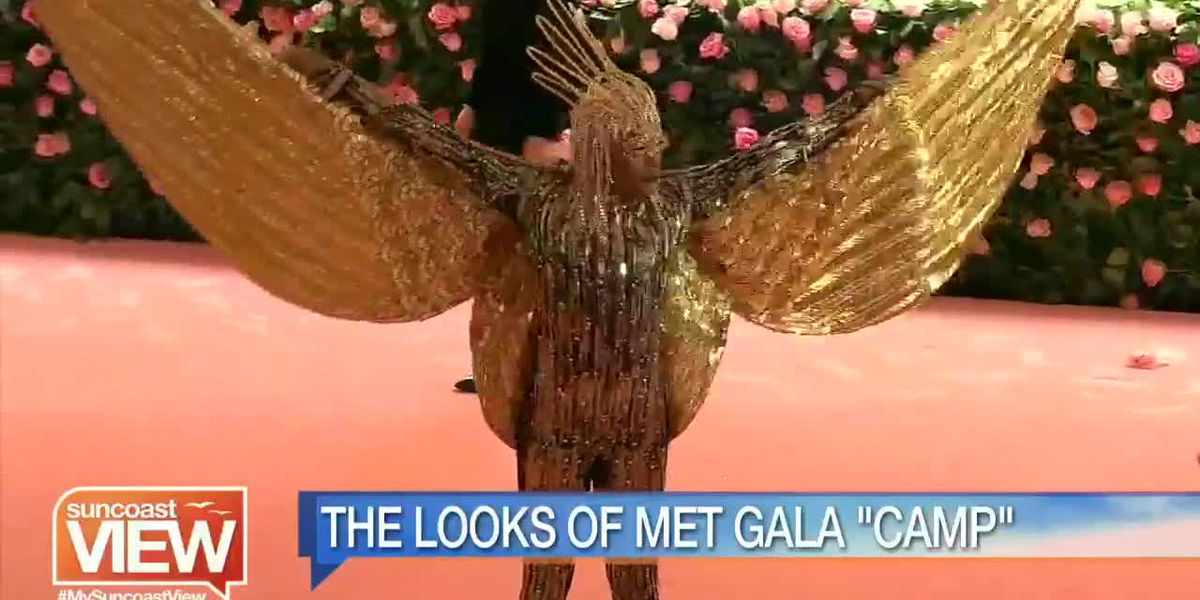 Who Dazzled at This Year's Met Gala? We Talk Our Favorites | Suncoast View