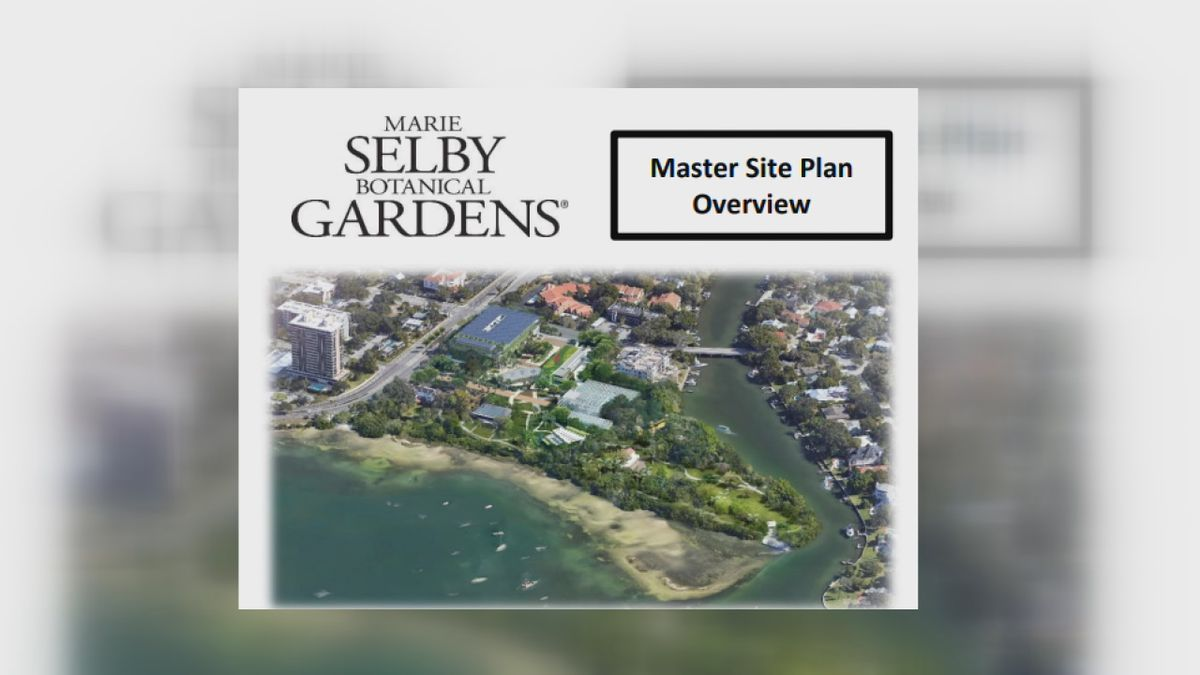 Not everyone on board regarding Selby Gardens expansion plans, meeting pushed back to September