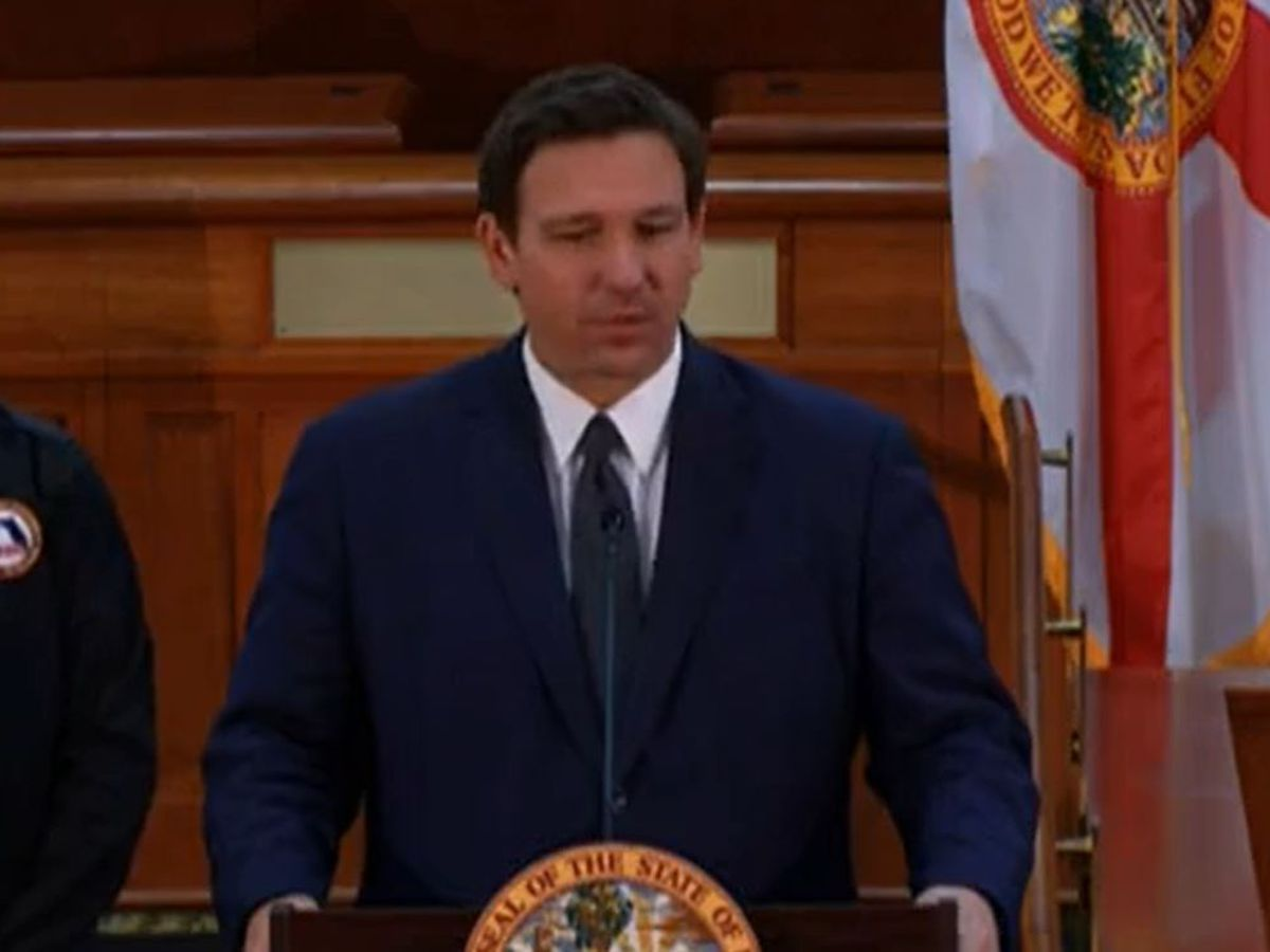 DeSantis committee hauls in cash