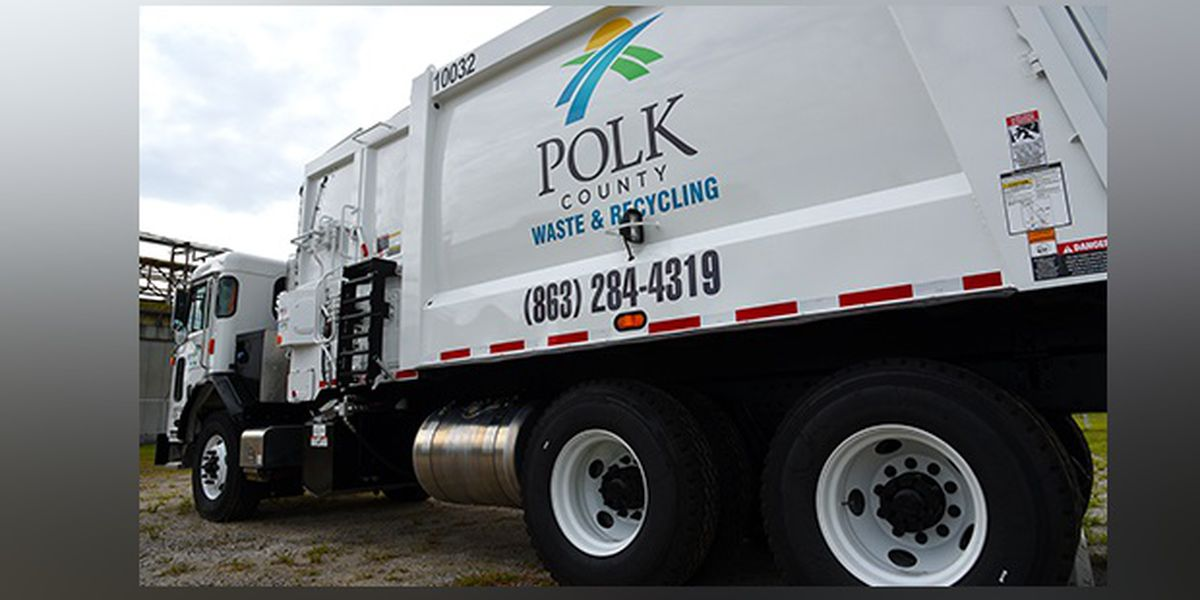 Polk County Waste and Recycling Holiday Schedule