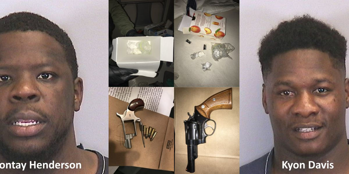 Fentanyl Bust: Deputies in Manatee County arrest two men on drug charges
