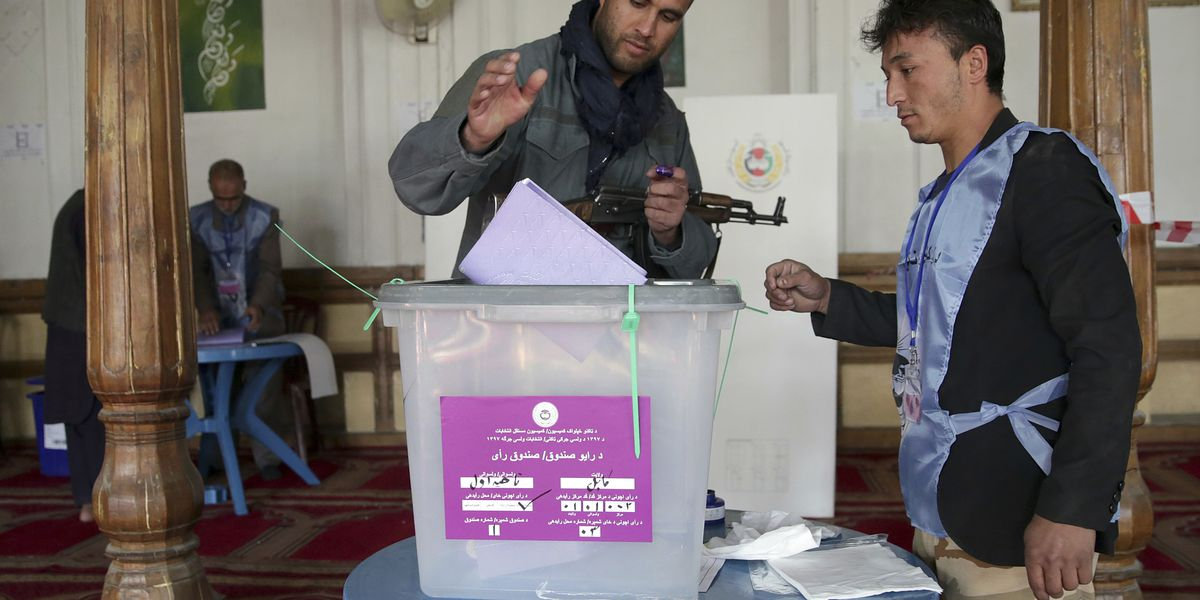 Afghan official: New date for presidential polls is July 20
